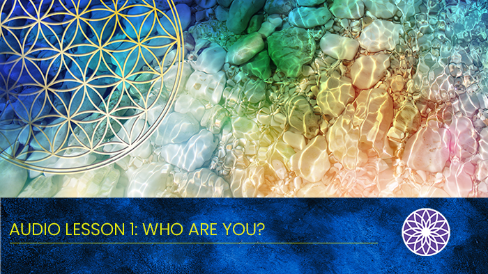 Free Yourself Audio Lesson 1: Who Are You?