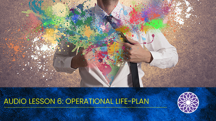 Free Yourself Audio Lesson 6: Operational Life-Plan