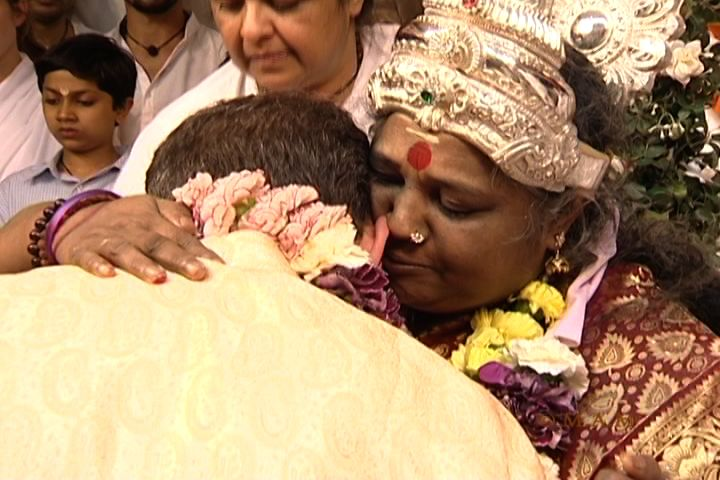 Amma: The Loving, Hugging, Humanitarian Saint