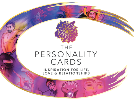 The Personality Cards are Officially Launched!!! WOOOHOO!