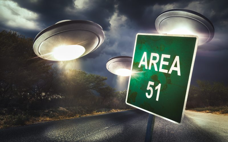 Storm Area 51: A Rush To Unearth The Government's Biggest Secret