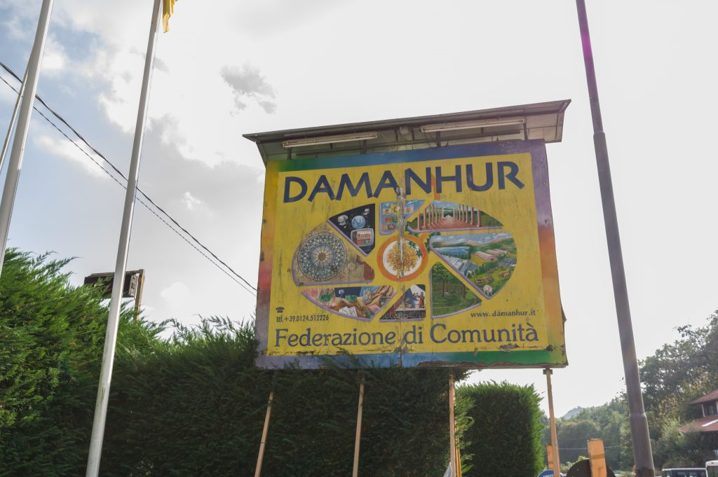The Temple Of Damanhur: Aliens, Atlantis & Time-Travel