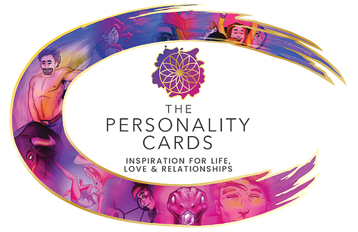 (6) Personality Cards: Life, Love etc PLUS (1) Demo Deck - 50% OFF