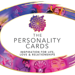(4) Personality Cards: Inspiration for Life, Love & Relationships - 50% OFF