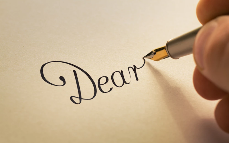 How To Write Letters That Inspire Your Rebirth And Educate Your Inner Circle