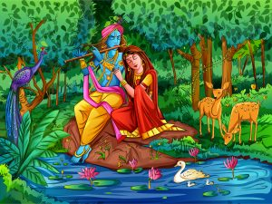 life story of krishna