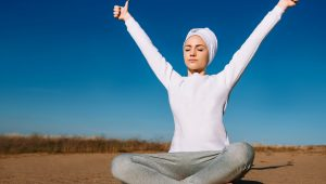 kundalini meditation - shutterstock_629870327