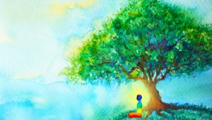 meditation mindulness - shutterstock_1070682629