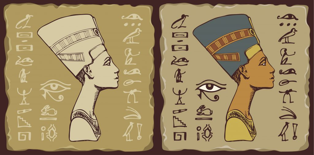 Was Nefertiti An Alien, A Powerful Extraterrestrial From A Distant World?