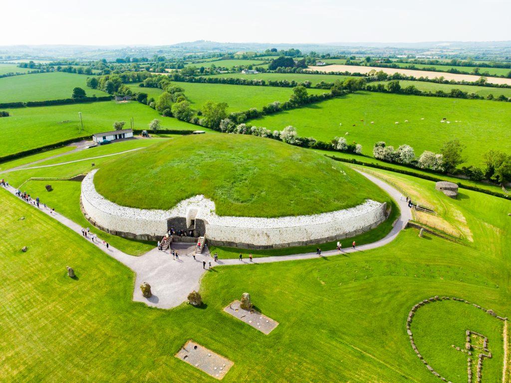 Ireland's Newgrange Tomb: A Megalithic Hub of Mystical Curiosity