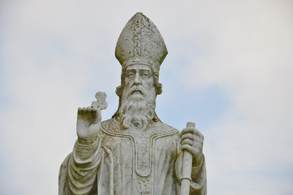 St. Patrick – The Patron Saint Of Ireland