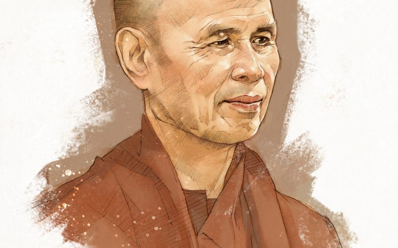 Thich Nhat Hanh: Buddhist Master Of Mindfulness, Miracles & Peace