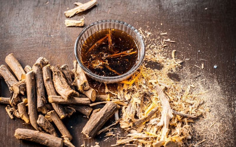 Tummy Herbs: How To Heal A Gurgling Stomach