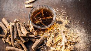 tummy herbs - shutterstock_1033758544